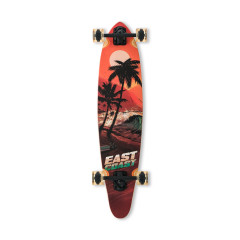 "Лонгборд Eastcoast SURF PARADISE 38"" x 8.75"""