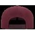 Кепка FlexFit 6089M - Classic Snapback Maroon