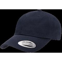 Кепка FlexFit 6245CM Dad Hat - Navy
