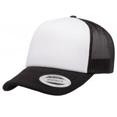 Кепка FlexFit 6320W Black/White/Black
