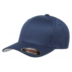 Кепка FlexFit Wooly Combed Navy